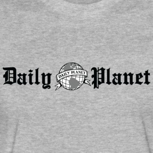 Daily Planet - Fitted Cotton/Poly T-Shirt by Next Level