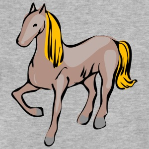 foal - Fitted Cotton/Poly T-Shirt by Next Level