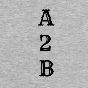 A2B - Fitted Cotton/Poly T-Shirt by Next Level