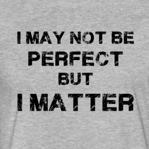 I Matter - Fitted Cotton/Poly T-Shirt by Next Level