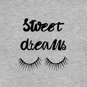 Sweet Dream - Fitted Cotton/Poly T-Shirt by Next Level