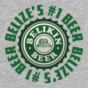 Belikin Beer - Fitted Cotton/Poly T-Shirt by Next Level