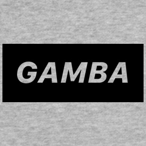 Gambaś Merch - Fitted Cotton/Poly T-Shirt by Next Level