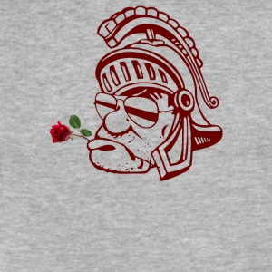 Spartans Rose - Fitted Cotton/Poly T-Shirt by Next Level