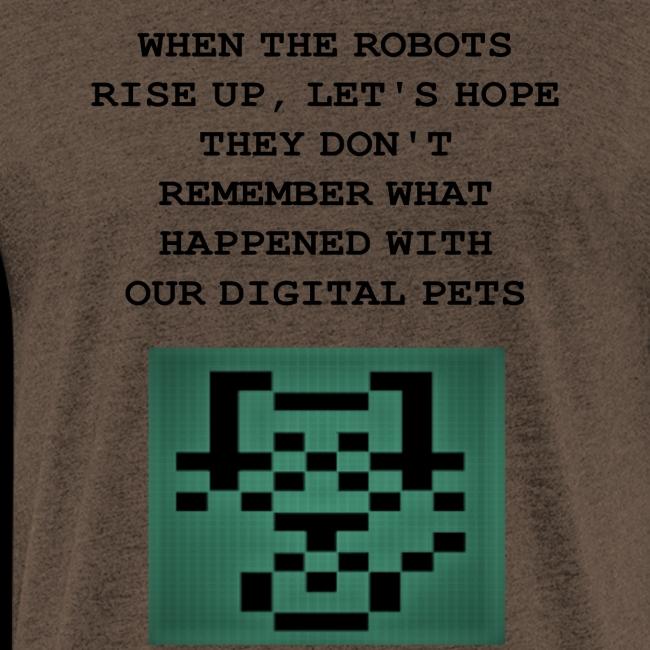 Funny Digital Pet Graphic