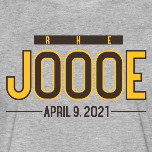 J000E No Hitter (on Light) - Fitted Cotton/Poly T-Shirt by Next Level