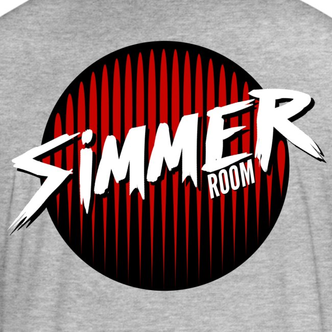 Simmer Room - Red Drip