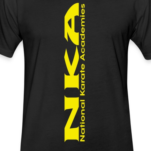NKA sideways - Fitted Cotton/Poly T-Shirt by Next Level