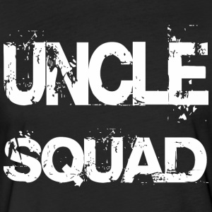 Uncle Squad Team - Fitted Cotton/Poly T-Shirt by Next Level