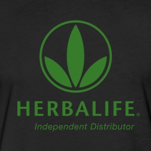Herbalife - Fitted Cotton/Poly T-Shirt by Next Level