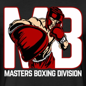 The Official Masters Boxing T-shirt - Fitted Cotton/Poly T-Shirt by Next Level