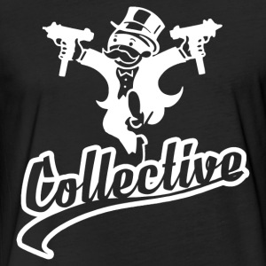 Collective Monopoly - Fitted Cotton/Poly T-Shirt by Next Level