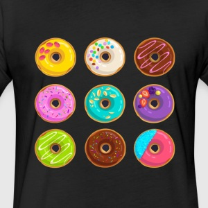 National Doughnut Day 2017 T Shirt - Fitted Cotton/Poly T-Shirt by Next Level