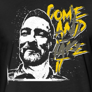 Nick Sarwark - Come and Take It - Fitted Cotton/Poly T-Shirt by Next Level