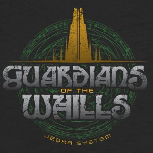 Guardians of the Whills - Fitted Cotton/Poly T-Shirt by Next Level