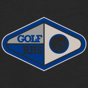 Golf RHS - Fitted Cotton/Poly T-Shirt by Next Level