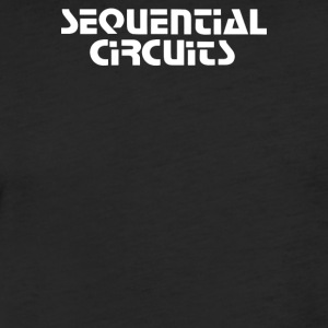 Sequential Circuits - Fitted Cotton/Poly T-Shirt by Next Level