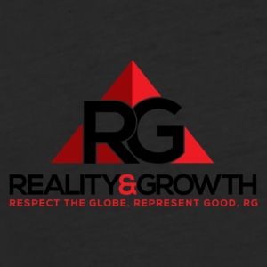 REALITY&GROWTH - Fitted Cotton/Poly T-Shirt by Next Level