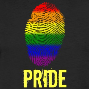 PRIDE PROUD - Fitted Cotton/Poly T-Shirt by Next Level