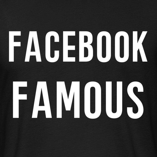 Facebook Famous