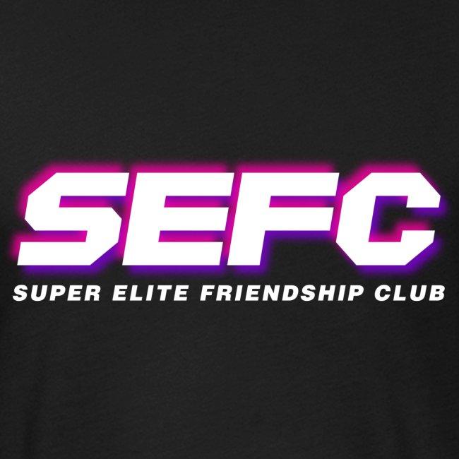 Super Elite Friendship Club Logo Vapor v2