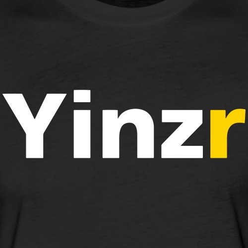 yinzr - Fitted Cotton/Poly T-Shirt by Next Level