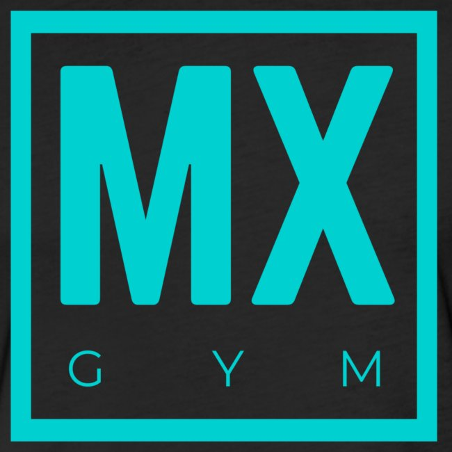 MX Gym Minimal Logo 2