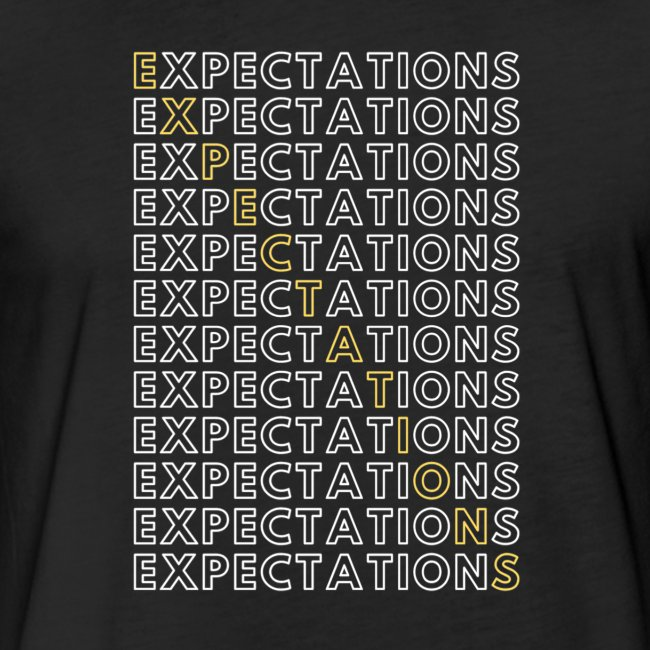 """""""Expectations"""" Stacked"""