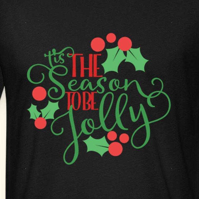 Tis The Season To B e Jolly Christmas
