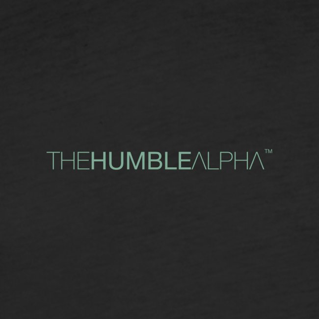 The Humble Alpha Green