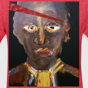 Toussaint Louverture 1791 - Fitted Cotton/Poly T-Shirt by Next Level
