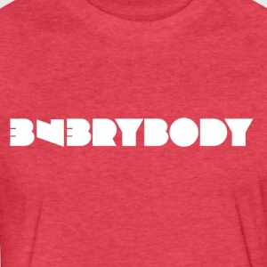 Logic ''Everybody'' - Fitted Cotton/Poly T-Shirt by Next Level