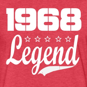 68 Legend - Fitted Cotton/Poly T-Shirt by Next Level