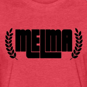 Melma Tee - Fitted Cotton/Poly T-Shirt by Next Level