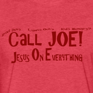 Call Joe - Fitted Cotton/Poly T-Shirt by Next Level