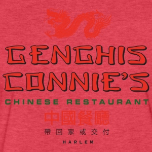 Genghis Connies - Fitted Cotton/Poly T-Shirt by Next Level
