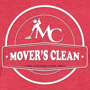 Movers Clean 1 - Fitted Cotton/Poly T-Shirt by Next Level