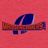 MaddenGamers - Fitted Cotton/Poly T-Shirt by Next Level