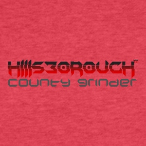 HILLSBOROUGH COUNTY - Fitted Cotton/Poly T-Shirt by Next Level