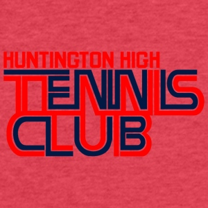 Huntington High - Fitted Cotton/Poly T-Shirt by Next Level