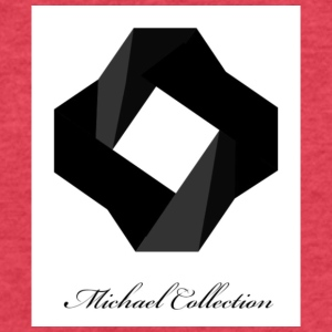 Michael'S Collection - Fitted Cotton/Poly T-Shirt by Next Level