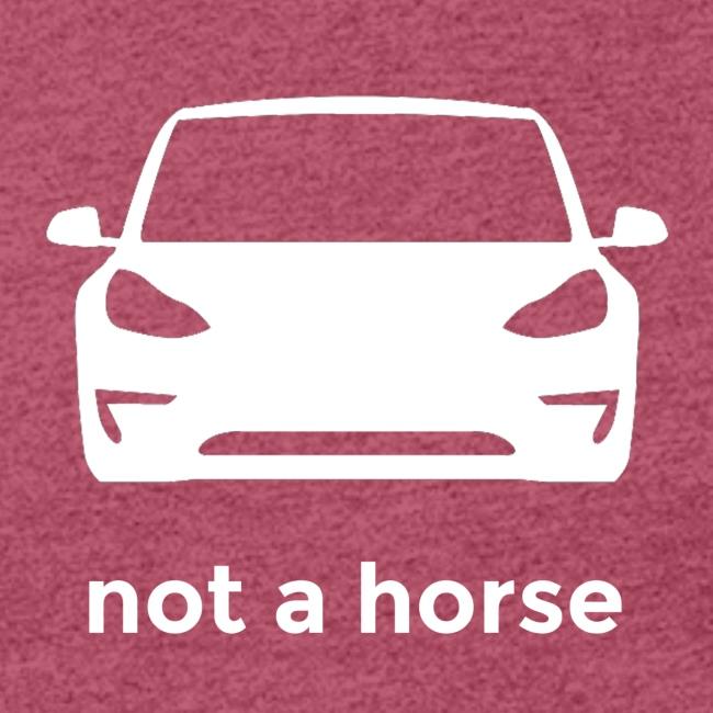 Not a horse M3