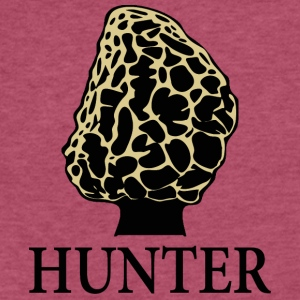 Morel Hunter - Fitted Cotton/Poly T-Shirt by Next Level