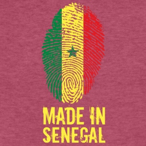 Made In Senegal / Sénégal - Fitted Cotton/Poly T-Shirt by Next Level