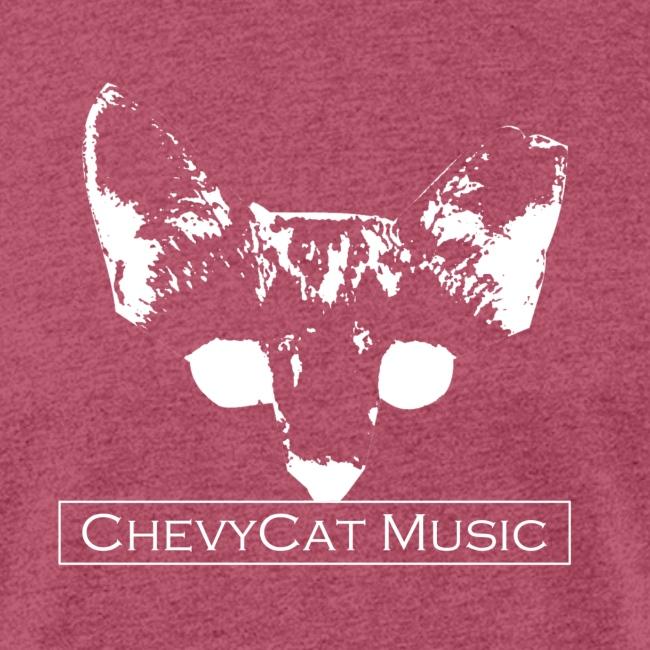 CHEVYCAT (White Logo)