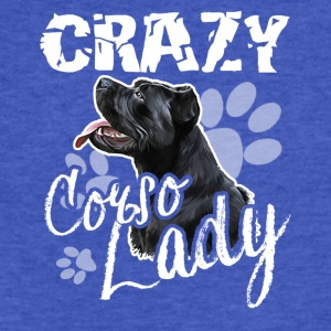 Cane Corso Lady Shirt - Fitted Cotton/Poly T-Shirt by Next Level