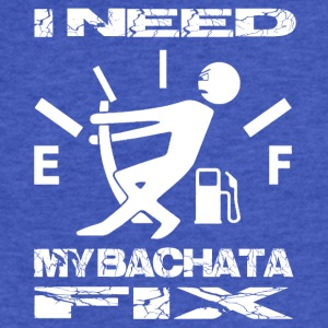 I Need My Bachata Fix - Fitted Cotton/Poly T-Shirt by Next Level