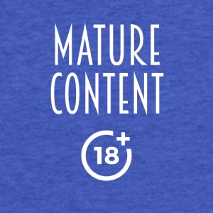 Mature content - Fitted Cotton/Poly T-Shirt by Next Level
