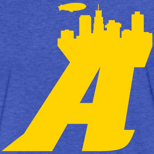 Akron T-Shirts - Fitted Cotton/Poly T-Shirt by Next Level