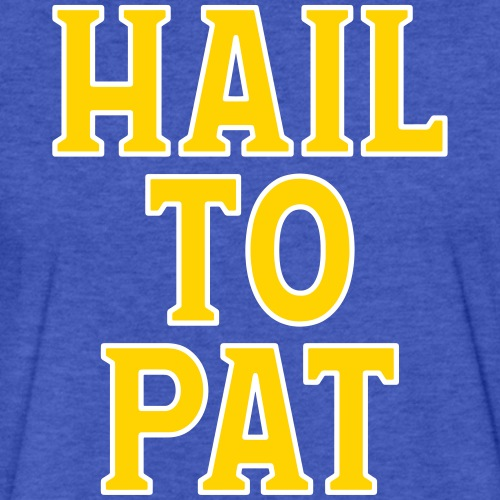 H2Pat - Fitted Cotton/Poly T-Shirt by Next Level